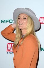 Mona Wales At Adult Video News Awards Nominations Announcement in Hollywood