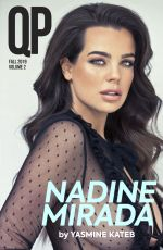 Nadine Miranda - QP Fashion Magazine Fall 2019 Vol 2 by Yasmin Kateb