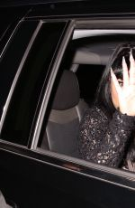 Nicki Minaj Leaving the Billboard Women Of The year Awards, Hollywood
