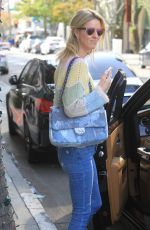 Nicky Hilton Does some last minute Christmas shopping in Beverly Hills