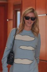 Nicky Hilton Grabs lunch at E Baldi in Beverly Hills