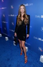 Nina Agdal At DailyMail.com & DailyMailTV 2019 Holiday Party in NYC