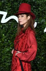 Noomi Rapace At The Fashion Awards, Arrivals, Royal Albert Hall, London