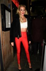 Olivia Attwood Pictured at BLVD in Manchester