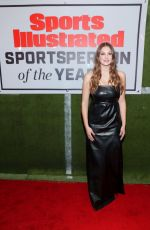 Olivia Brower At Sports Illustrated Sportsperson Of The Year 2019 in NYC