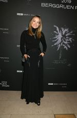 Olivia Wilde At Berggruen Prize Gala at The New York Public Library