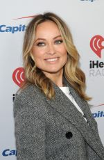 Olivia Wilde At iHeartRadio