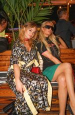 Paris Hilton Attends the exclusive launch of DIESEL Wynwood 28 in Miami