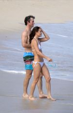 Pippa Middleton On the beach in St. Barts