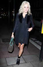 Pixie Lott At VIP Launch at Bloomsbury House in London