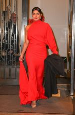 Priyanka Chopra Heads to the Unicef Snowflake Ball in New York City