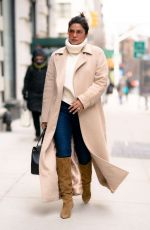 Priyanka Chopra Spotted heading to lunch at The Well in NYC
