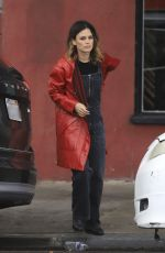 Rachel Bilson Shopping in Los Feliz