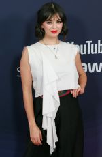 Rebecca Black At Streamy Awards, Arrivals, The Beverly Hilton, Los Angeles