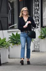 Reese Witherspoon & Laura Dern Enjoy some lunch and shopping together in Brentwood