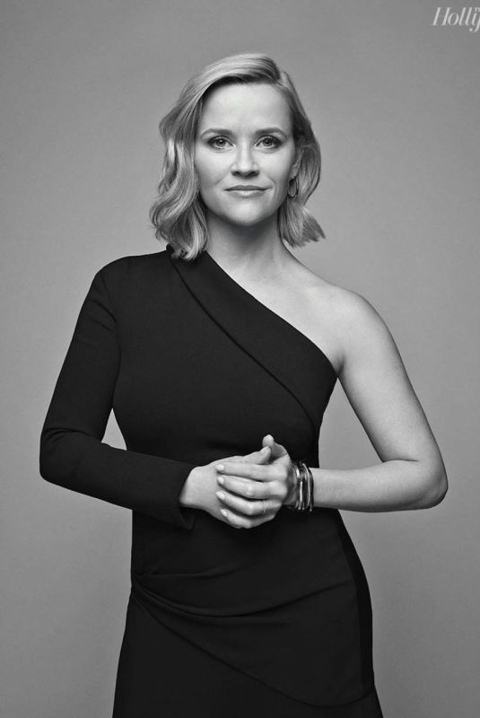 Reese Witherspoon - The Hollywood Reporter Magazine, December 2019