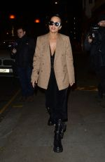 Rita Ora At Ours restaurant celebrating the launch of Liams New Album