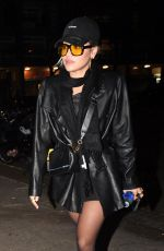 Rita Ora Seen for the first time after reports confirm that she is dating Rafferty Law the son of Jude Law