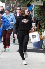 Sabrina Carpenter and Joey King out in LA