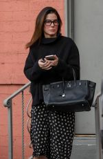 Sandra Bullock Leaving a business meeting in Beverly Hills