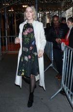 Saoirse Ronan Arrives at DGA Theater in New York City