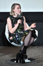 Saoirse Ronan At Deadline Contenders at DGA Theater in New York City
