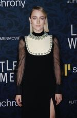Saoirse Ronan At Little Women Premiere in NY