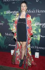 Sarah Westwood At 5th Annual Holiday Event To Benefit amfAR at the Gitano Jungle Room in New York City