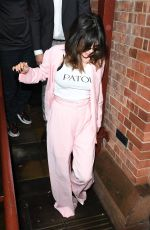 Selena Gomez Out in London