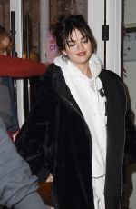 Selena Gomez Pictured shopping in Covent Garden London