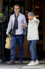 Selma Blair Out in Beverly Hills