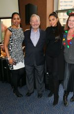 Shay Mitchell At First Star scholars annual Holiday Luncheon