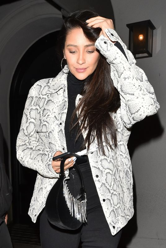 Shay Mitchell Seen in Los Angeles