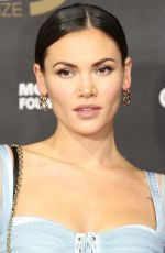Sinead Harnett At Global Citizen Prize 2019 in London