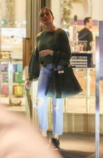 Sofia Vergara Ends a shopping outing at Saks Fifth Avenue in Beverly Hills