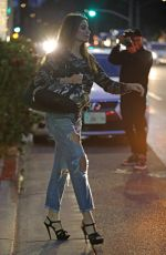 Sofia Vergara Exits Thibiant medical spa in Beverly Hills