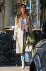 Sofia Vergara Shopping at Saks Fifth Avenue in Beverly Hills