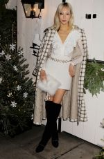 Soo Joo Park At Chanel Party To Celebrate The Debut Of No. 5 In The Snow at The Standard, High Line in New York