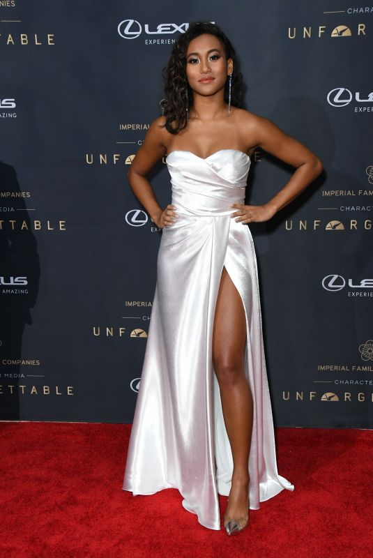 Sydney Park At 18th Annual Unforgettable Gala in Beverly Hills
