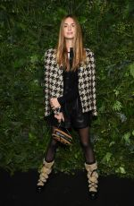 Talita von Furstenberg Arriving to the Chanel No 5 In The Snow event in NYC