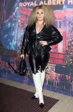 Tallia Storm Attends the Emma Bunton Christmas Party at Royal Albert Hall in London