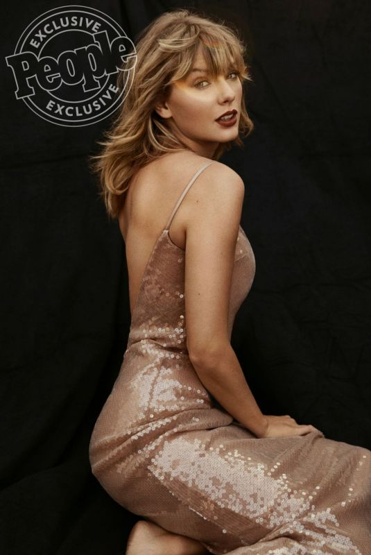 Taylor Swift - People Magazine, People of the Year Issue, December 2019
