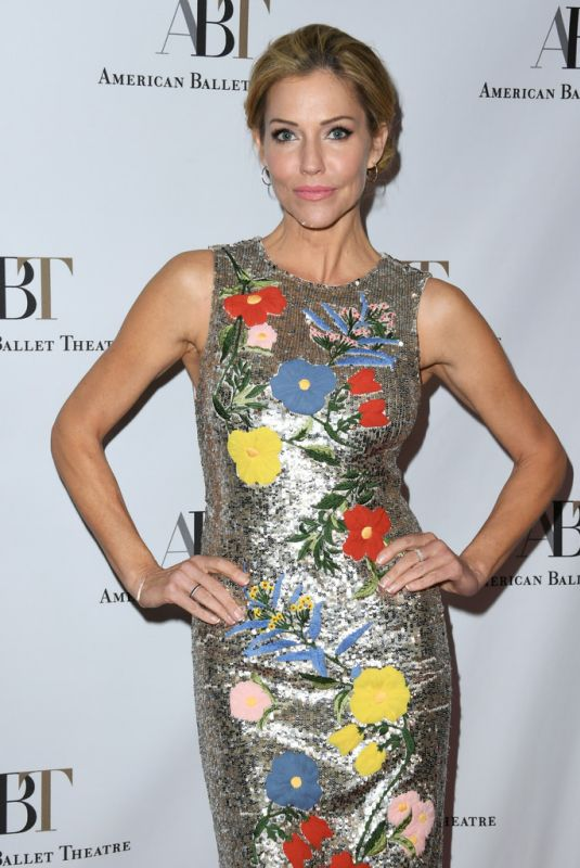 Tricia Helfer At American Ballet Theatre