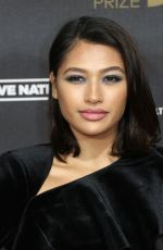 Vanessa White At Global Citizen Prize 2019 at Royal Albert Hall in London