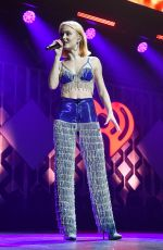 Zara Larsson At Y100 Jingle Ball 2019 at BB&T Center in Sunrise