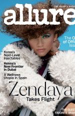 Zendaya Coleman – Allure Magazine - December 2019/ January 2020
