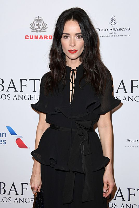 Abigail Spencer At The BAFTA Los Angeles Tea Party