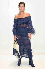 Adèle Exarchopoulos At Fendi fashion show in Milan