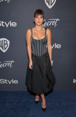 Adria Arjona At Warner Bros. & InStyle Golden Globe After Party in Beverly Hills