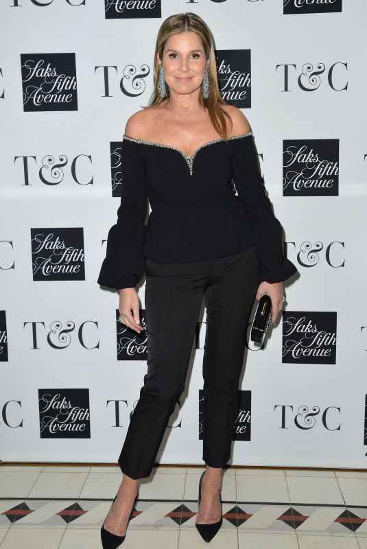 Aerin Lauder At Town & Country Jewelry Awards, New York